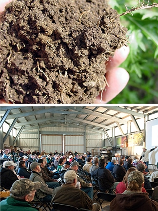 Soil Health Tool Launches at Woods End and Other Labs